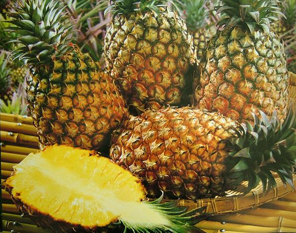 パイナップルの栄養を知って健康になろう☆3つの効能