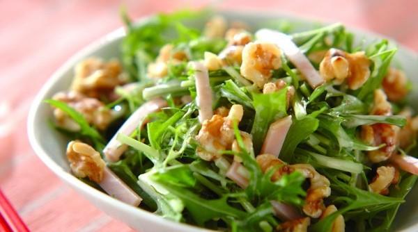 水菜の栄養を取り入れる☆おススメの7つのレシピ