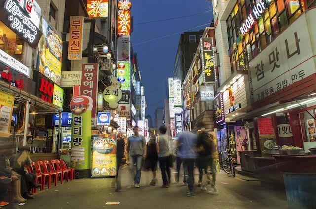韓国の危険な実態とは?!日本人が注意するべき危ない場所