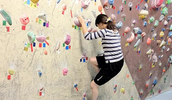 ボルダリングが上達する筋トレ法☆自宅で簡単トレーニング