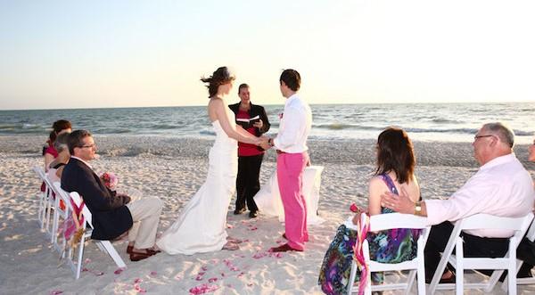 世界で一つだけの小さな結婚式を挙げる5つのステップ☆