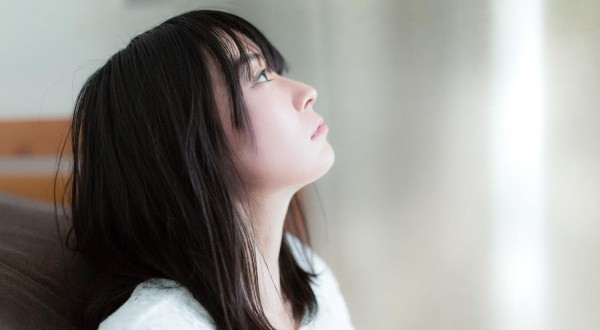 悲しい女性2
