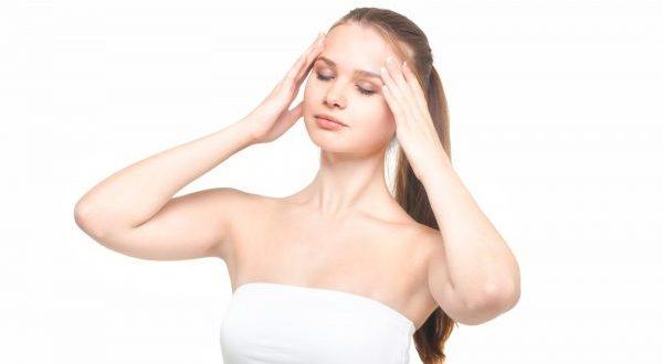 こめかみの痛みと頭痛にすぐ効くツボ押しのテクニック