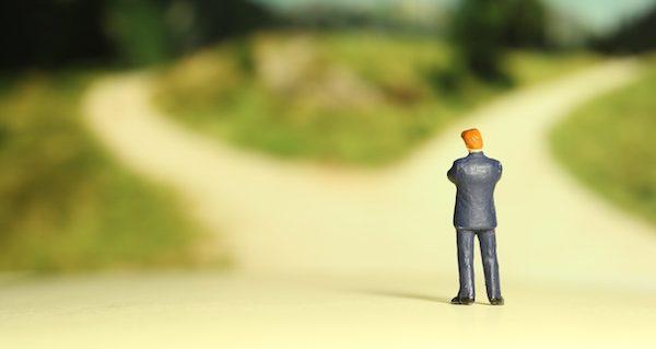 人生の岐路で選択を誤らない為に行う、自己への問いとその答え