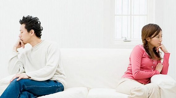 別居したいほど仲が悪い人との関係を改善する方法