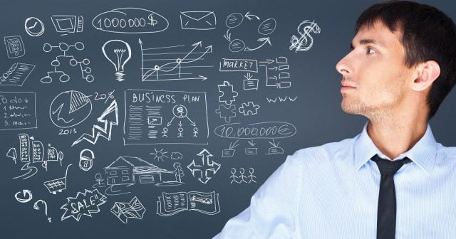 思考力を高めて新しい仕事のアイデアをひらめかせる術