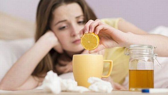 風邪の時の食べ物を学んで、自然治癒力を高める5つのレシピ