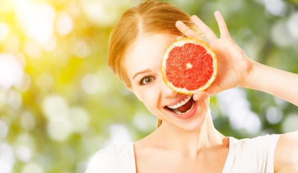 グレープフルーツが美容に効く、その5つの効能とは