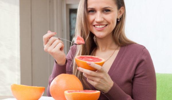 グレープフルーツの効能を使って健康を維持する方法