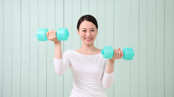 ダイエットに効果抜群の5つのエクササイズ