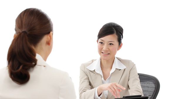 就職面接質問の基本